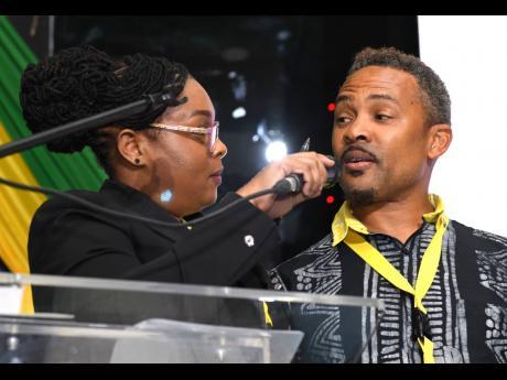 Jamaica is my love, Ghana is my sweetheart' - With similar culture